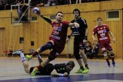 Dukla - Lovosice čtvrtfinále 1. a 2. zápas